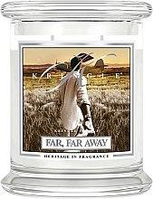 Kup Świeca zapachowa w słoiku - Kringle Candle Far, Far Away