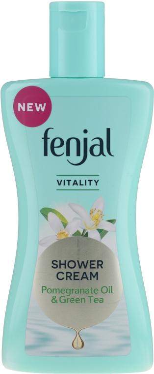 Rewitalizujący żel pod prysznic - Fenjal Vitality Body Wash