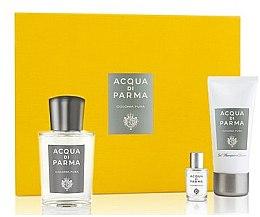 Kup Acqua Di Parma Colonia Pura - Zestaw (edc 100 ml + edc 5 ml + sh/gel 50 ml)