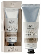 Kup Krem do rąk - Scottish Fine Soaps Oatmeal Hand & Nail Cream