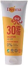 Kup Balsam przeciwsłoneczny dla dzieci SPF 30 - Derma Sun Baby Sollotion