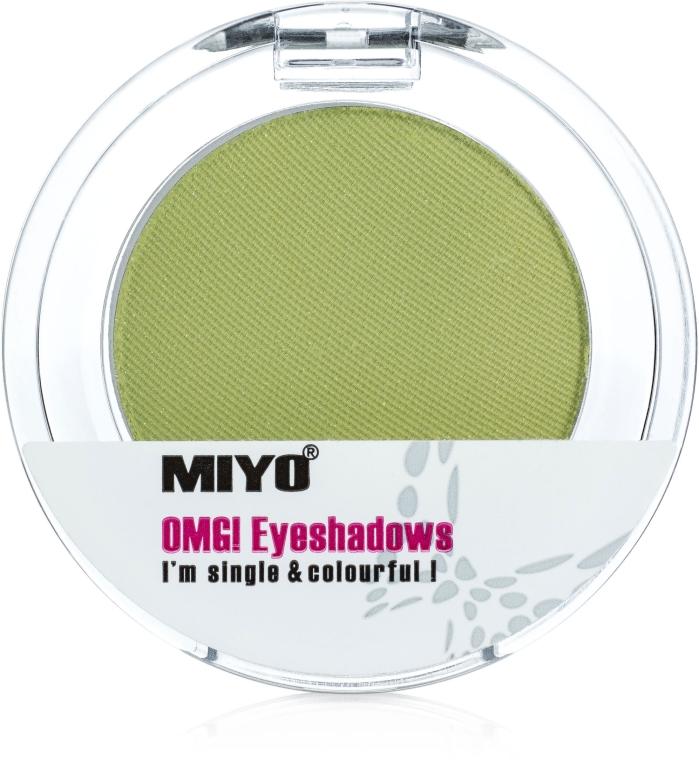 Cień do powiek - Miyo OMG! Eyeshadows