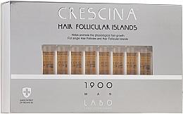 Kup Kuracja stymulująca wzrost włosów dla mężczyzn 1900 - Crescina Hair Follicular Islands Re-Growth 1900