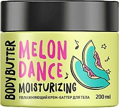 Kup Nawilżające masło do ciała Melon - MonoLove Bio Melon Dance Body Butter