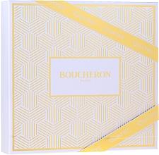 Kup Boucheron Quatre Boucheron Pour Femme - Zestaw (edp 50 ml + b/lot 50 ml + sh/gel 50 ml)