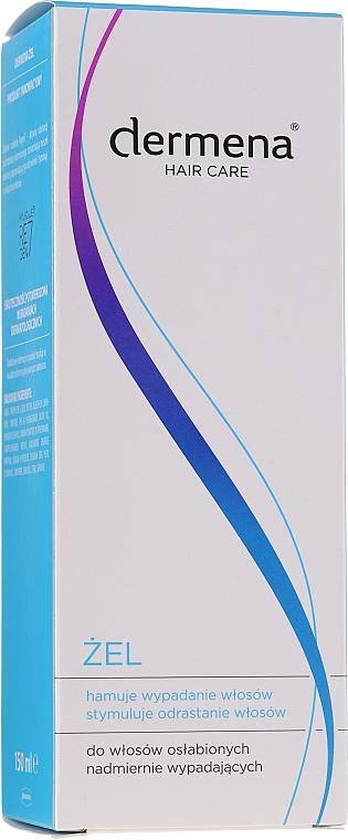 Żel przeciw wypadaniu włosów - Dermena Hair Care Gel — фото N2