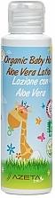 Kup Organiczny balsam do włosów dla dzieci z aloesem - Azeta Bio Organic Baby Hair Aloe Vera Lotion