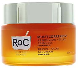 Kup Regenerujący żel-krem rozświetlający do twarzy - Roc Multi Correxion Gel Cream