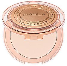 Kup Wygładzający puder do twarzy w kompakcie - Nabla Close-Up Smoothing Pressed Powder