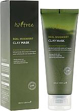 Kup Uzdrawiająca maska glinkowa na bazie piołunu - Isntree Real Mugwort Clay Mask