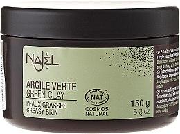 Kup Kosmetyczna glinka zielona - Najel Green Clay Skin Powder