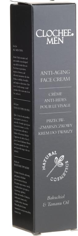 Krem przeciwzmarszczkowy do twarzy dla mężczyzn - Clochee Men Anti-Aging Face Cream — фото N1