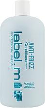 Kup Wygładzająca odżywka do włosów - Label.m Anti-Frizz Conditioner