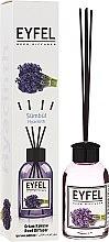 Kup Dyfuzor zapachowy Hiacynt - Eyfel Perfume Reed Diffuser Hiacynt
