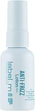 Kup Wygładzający balsam do włosów - Label.m Anti-Frizz Lotion