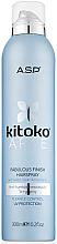 Kup Lakier do włosów z masłem shea, olejem arganowym i pantenolem - Affinage Kitoko Arte Fabulous Finish Hairspray