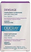 Kup Suplement diety przeciw starzeniu się włosów - Ducray Densiage Anti-Aging Hair Food Supplement