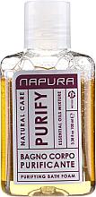 Kup PRZECENA! Oczyszczająca pianka do kąpieli - Napura Purify Purifying Bath Foam *
