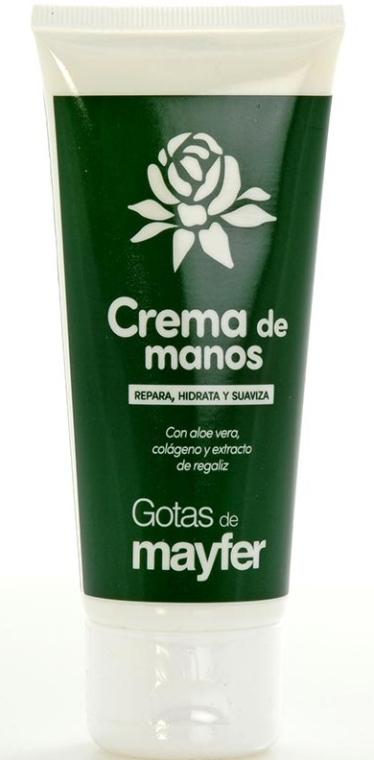 Nawilżający krem do rąk - Mayfer Perfumes Hand Cream — фото N1