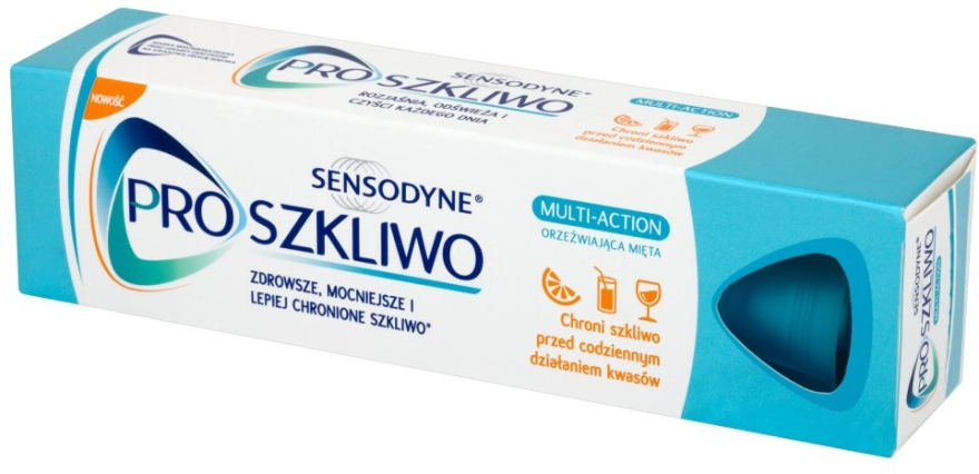 Pasta do zębów Pro szkliwo - Sensodyne Pronamel Multi-Action — фото N1