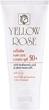 Kup Ochronny krem przeciwsłoneczny z komórkami macierzystymi SPF50 - Yellow Rose Cellular Sun Care Cream SPF-50