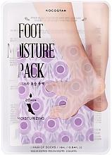 Kup Nawilżająca maska do stóp - Kocostar Foot Moisture Pack Purple
