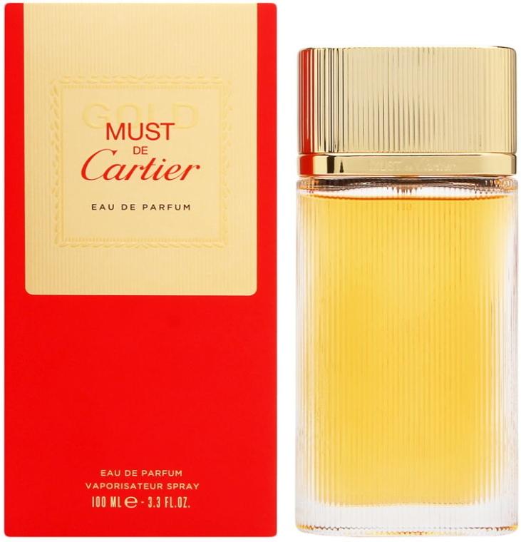 Cartier Must de Cartier Gold - Woda perfumowana