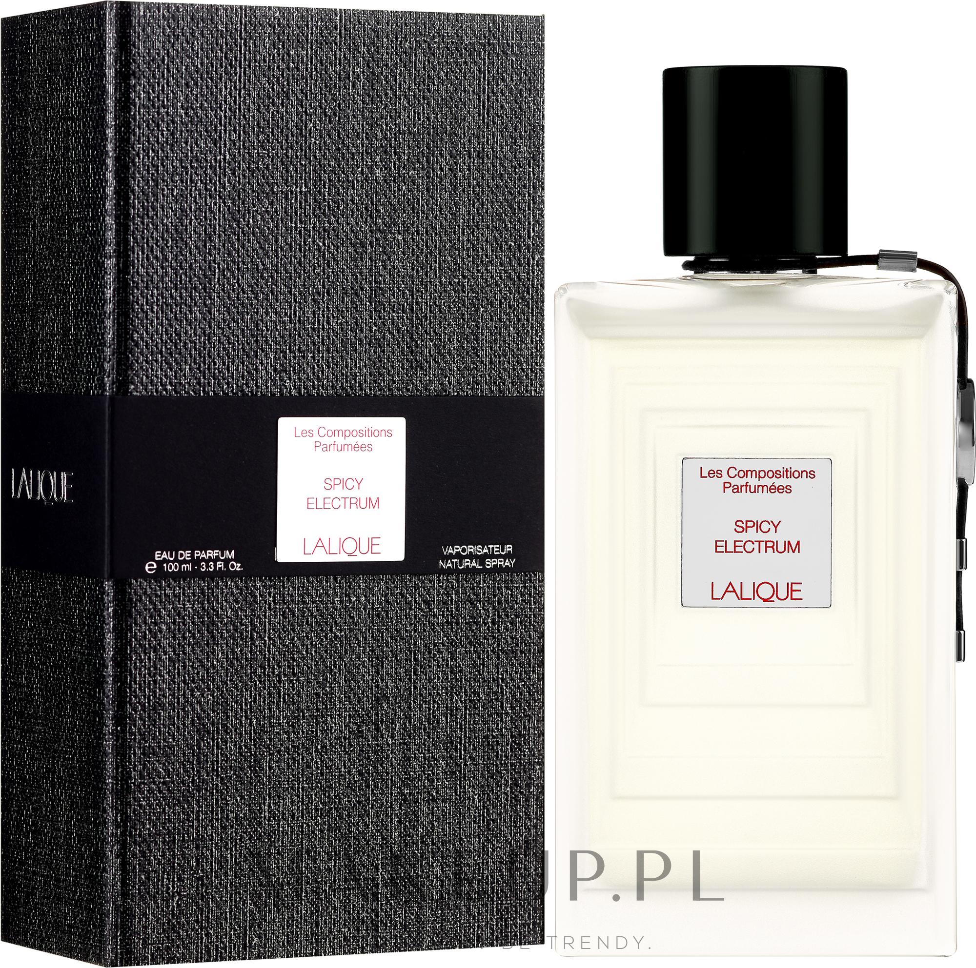 lalique les compositions parfumees - spicy electrum
