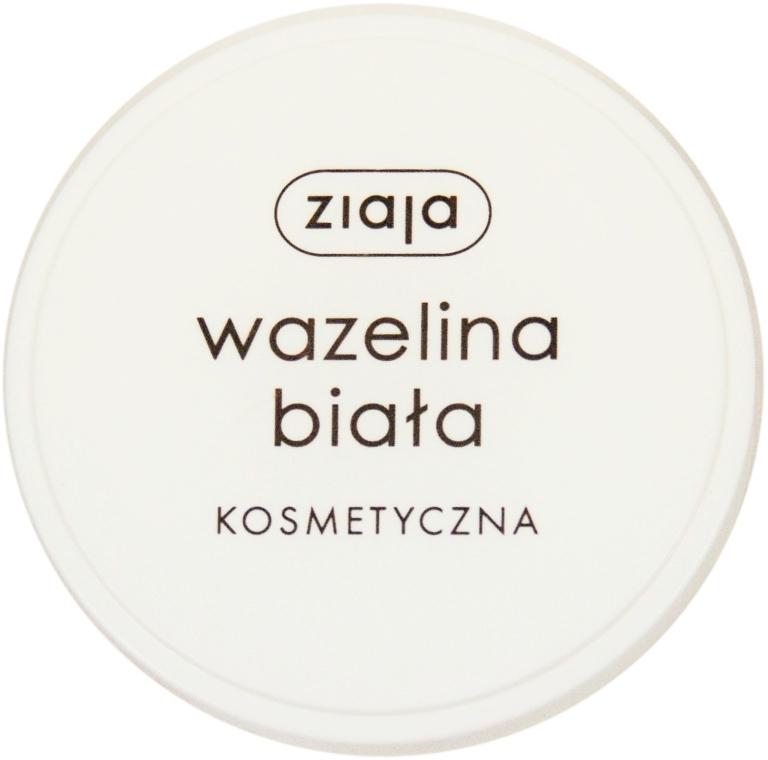 Biała wazelina kosmetyczna - Ziaja
