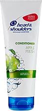 Kup Przeciwłupieżowa odżywka do włosów z antyoksydantami Jabłkowa świeżość - Head & Shoulders Apple Fresh