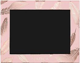Kup Paleta magnetyczna na cienie do powiek, różowa - Nabla Liberty Six Customizable Palette