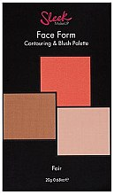 Kup Paletka do konturowania twarzy - Sleek Makeup Face Form Ultimate Contour Kit Fair