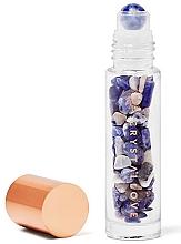 Kup Buteleczka z kryształkami sodalitu na olejek eteryczny (roll-on) - Crystallove