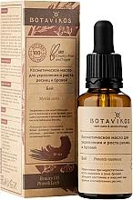 Kup Wzmacniający olejek przyspieszający wzrost brwi i rzęs - Botavikos