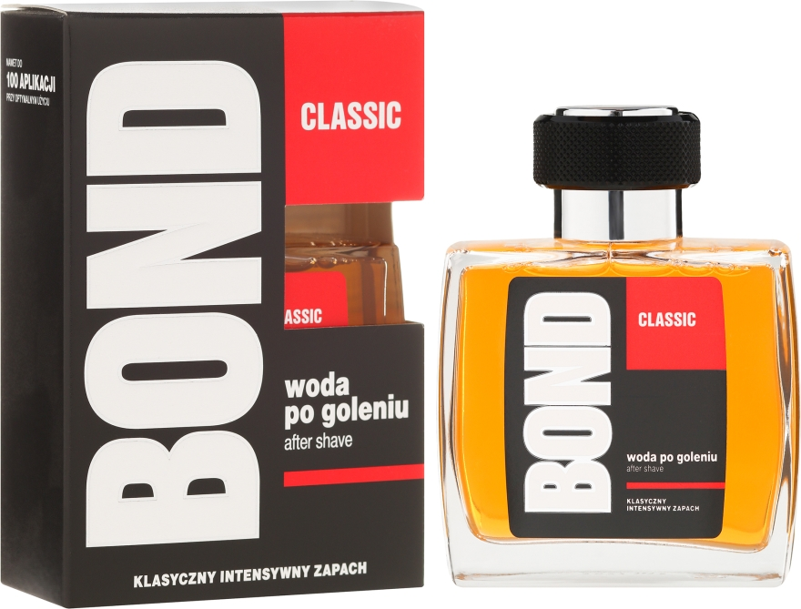 Woda po goleniu - Bond Classic After Shave Lotion