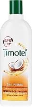 Kup Szampon i odżywka 2 w 1 z olejem kokosowym Intensywna pielęgnacja - Timotei 2 in 1 Intense Shampo & Conditioner