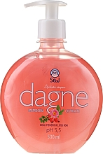 Kup Mydło w płynie Dzika róża - Seal Cosmetics Dagne Liquid Soap