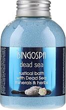 Kup Mleczna kąpiel z alpejskimi ziołami i miodem - BingoSpa Milk Bath With Alpine Herbs And Honey