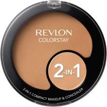 Kup Podkład i korektor 2 w 1 w kompakcie - Revlon Colorstay 2-in-1 Compact Makeup & Concealer