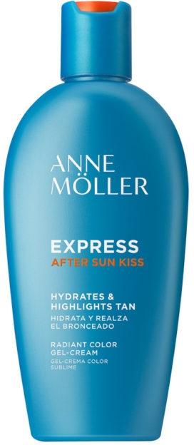 Żel-krem do ciała po opalaniu - Anne Möller Express After Sun Kiss — фото N1