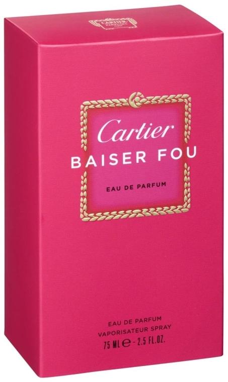 Cartier Baiser Fou - Woda perfumowana