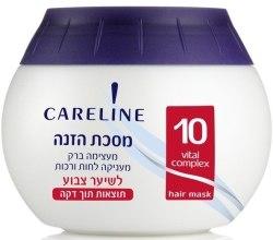 Kup Maska głęboko nawilżająca do włosów farbowanych - Careline