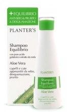 Kup Regulujący szampon do włosów tłustych z aloesem - Planter's Balancing Shampoo