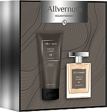 Kup Allvernum Tobacco & Amber - Zestaw (edp/100ml + sh/gel/200ml)