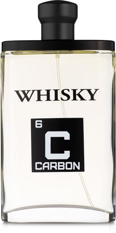 Evaflor Whisky Carbon Pour Homme - Woda toaletowa dla mężczyzn