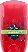Kup Dezodorant w sztyfcie dla mężczyzn - Old Spice Danger Zone Deodorant Stick
