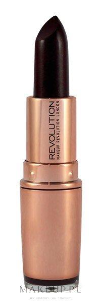 Szminka do ust - Makeup Revolution Rose Gold Lipstick — фото Diamond Life