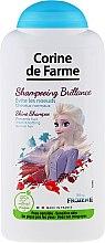 Kup Hipoalergiczny nabłyszczający szampon ułatwiający rozczesywanie włosów dla dzieci Elsa - Corine de Farme Disney Princess Shampoo