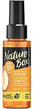 Kup Odżywczy olejek do włosów - Nature Box Argan Oil Nourishing Hair Oil
