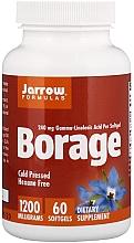 Kup Suplementy odżywcze - Jarrow Formulas Borage GLA-240